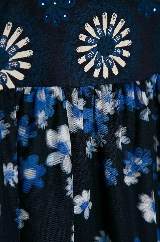Desigual - Dívčí šaty 104-164 cm námořnická modř