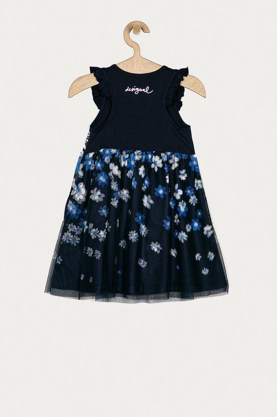 Desigual - Dívčí šaty 104-164 cm  Svršek: 75% Bavlna, 25% Polyester
