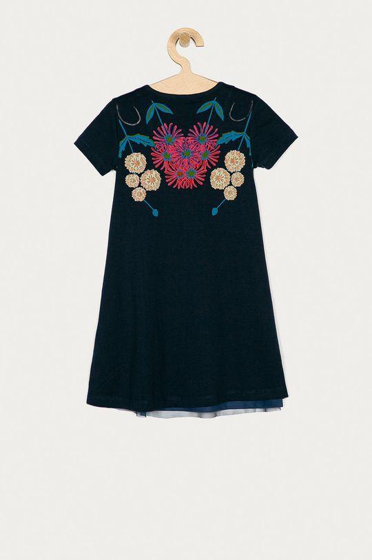 Desigual - Dívčí šaty 104-164 cm  60% Bavlna, 40% Polyester