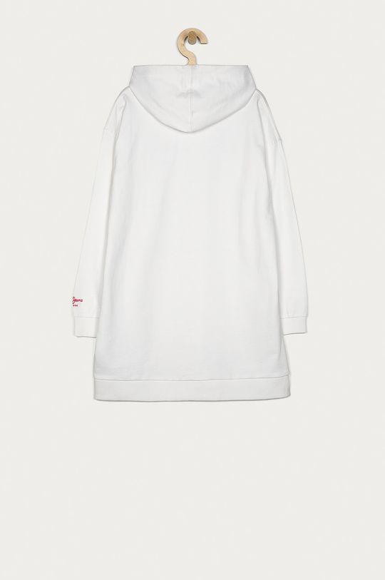 Pepe Jeans - Dívčí šaty Harper 128-180 cm bílá