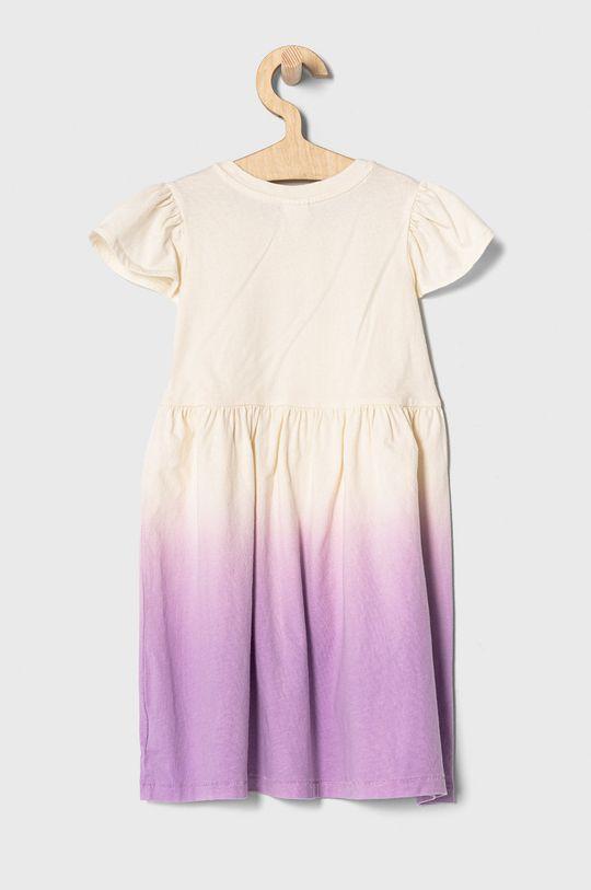GAP - Dievčenské šaty 74-110 cm levanduľová