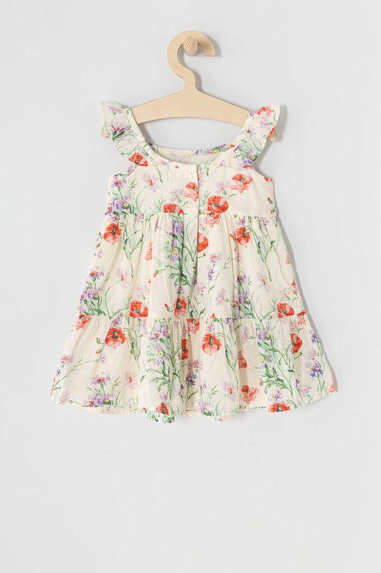 kremowy GAP - Sukienka dziecięca 74-110 cm Dziewczęcy