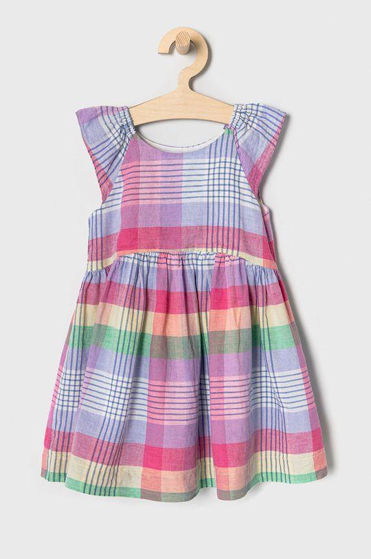 ružová GAP - Dievčenské šaty 74-110 cm Dievčenský