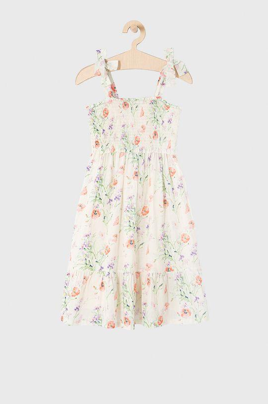 kremowy GAP - Sukienka dziecięca 104-176 cm Dziewczęcy