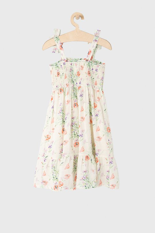 GAP - Sukienka dziecięca 104-176 cm kremowy