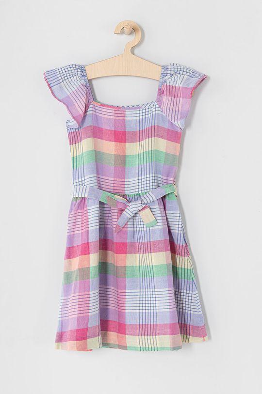 multicolor GAP - Sukienka dziecięca 104-176 cm Dziewczęcy