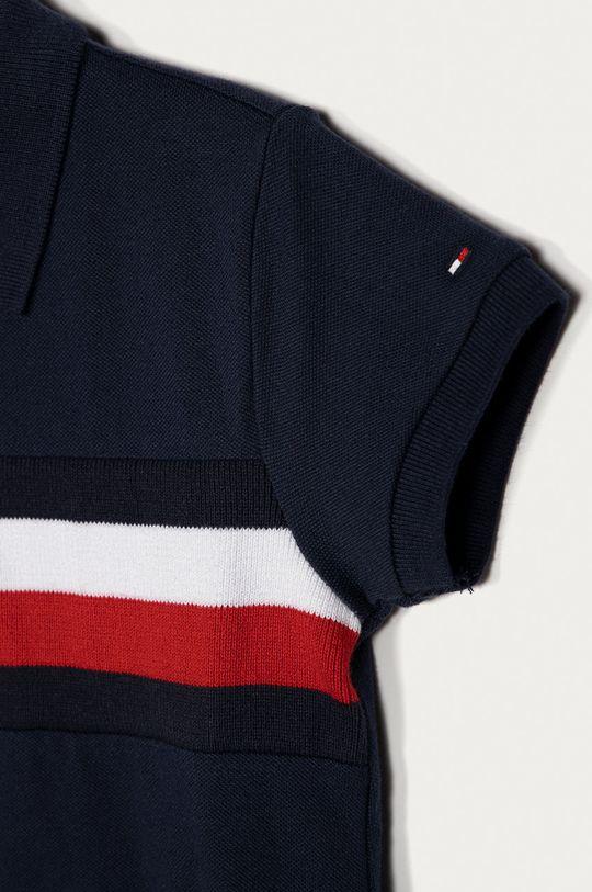 Tommy Hilfiger - Dievčenské šaty 128-176 cm tmavomodrá