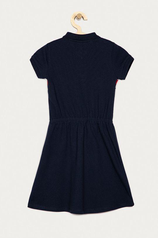 Tommy Hilfiger - Dievčenské šaty 128-176 cm  4% Elastan, 96% Organická bavlna