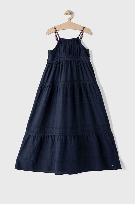 tmavomodrá Tommy Hilfiger - Dievčenské šaty 152-176 cm Dievčenský