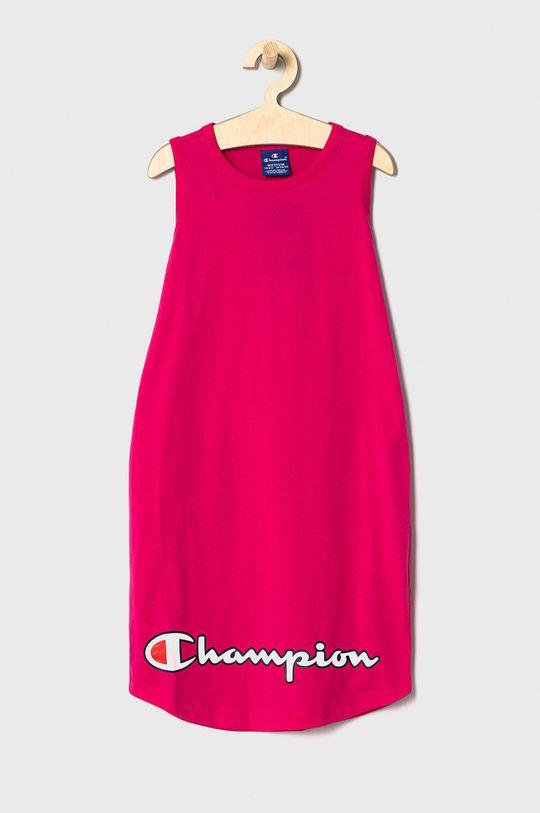 roz Champion - Rochie fete 102-179 cm De fete