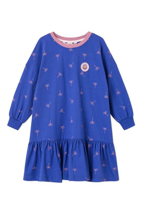 fialová Femi Stories - Dívčí šaty Biti 116-158 cm Dívčí