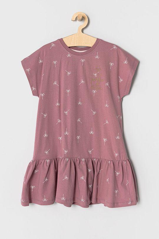 różowy Femi Stories - Sukienka dziecięca Sonya 116-158 cm Dziewczęcy