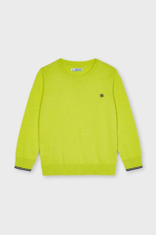 galben Mayoral - Pulover copii De băieți