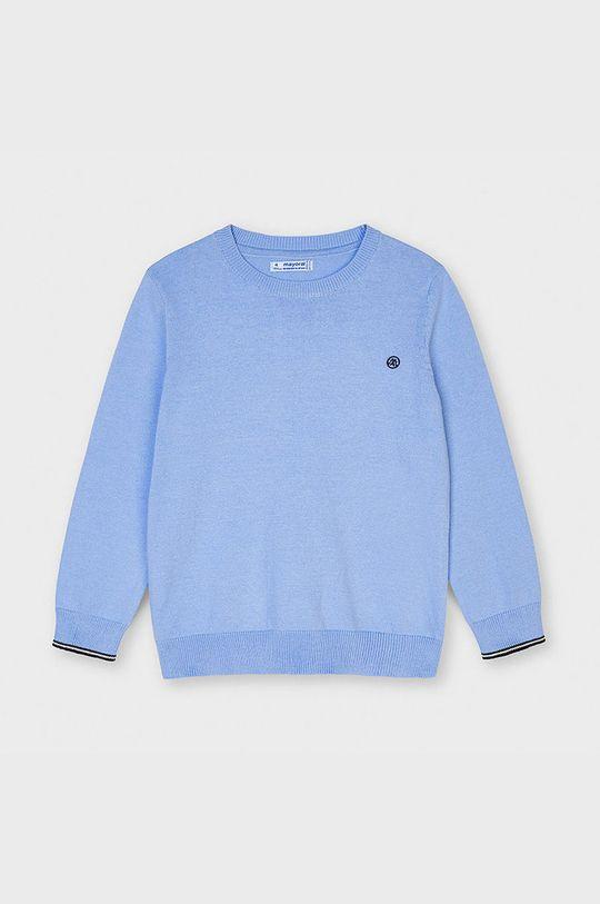 jasny niebieski Mayoral - Sweter dziecięcy Chłopięcy