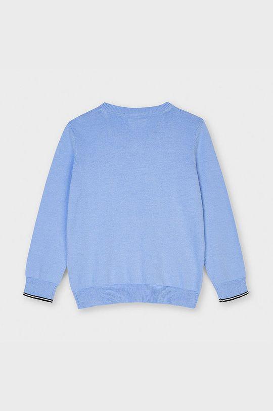 Mayoral - Sweter dziecięcy jasny niebieski