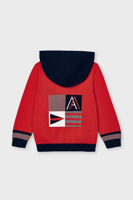 Mayoral - Detský sveter sýtočervená