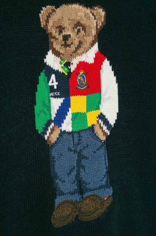 Polo Ralph Lauren - Sweter dziecięcy 140-176 cm 100 % Bawełna