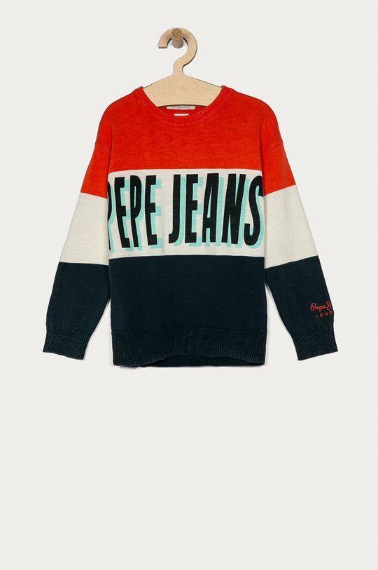 multicolor Pepe Jeans - Pulover Tod 128-180cm De băieți