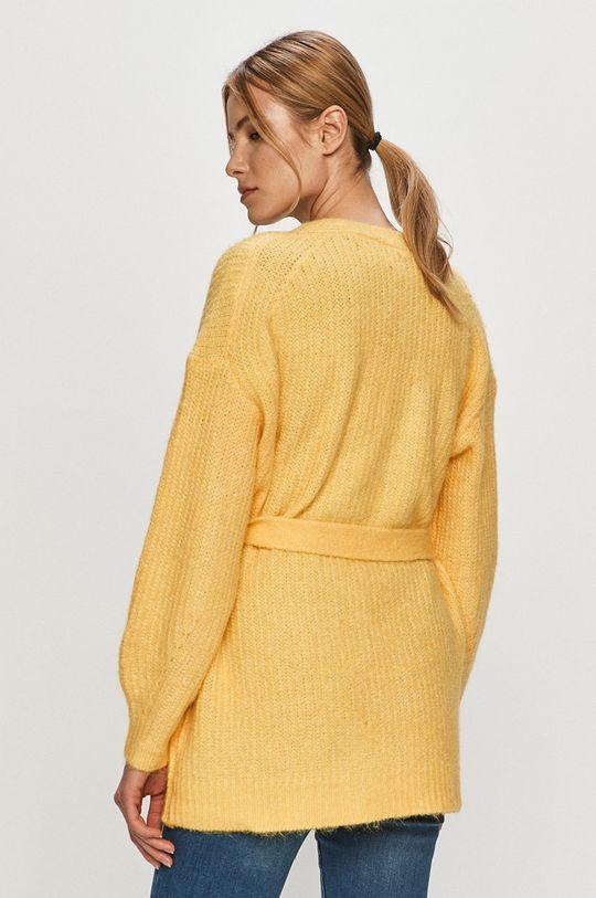 Vero Moda - Kardigan  25% Akryl, 4% Elastan, 18% Polyester, 53% Recyklovaný polyester