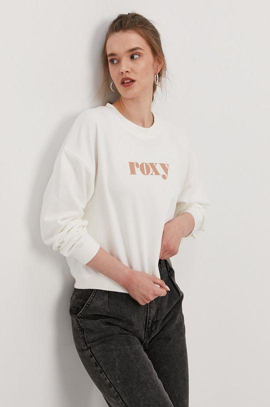 biela Roxy - Mikina Dámsky