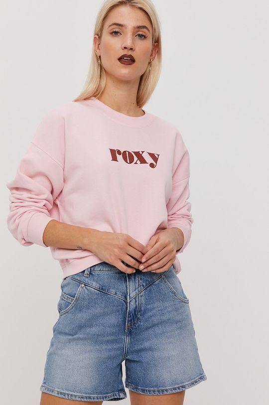 růžová Roxy - Mikina