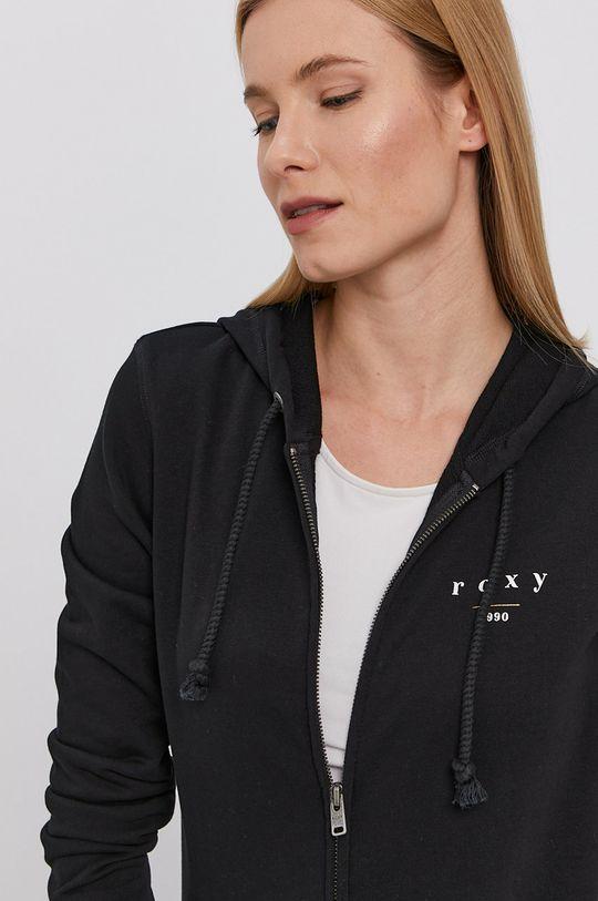 czarny Roxy - Bluza