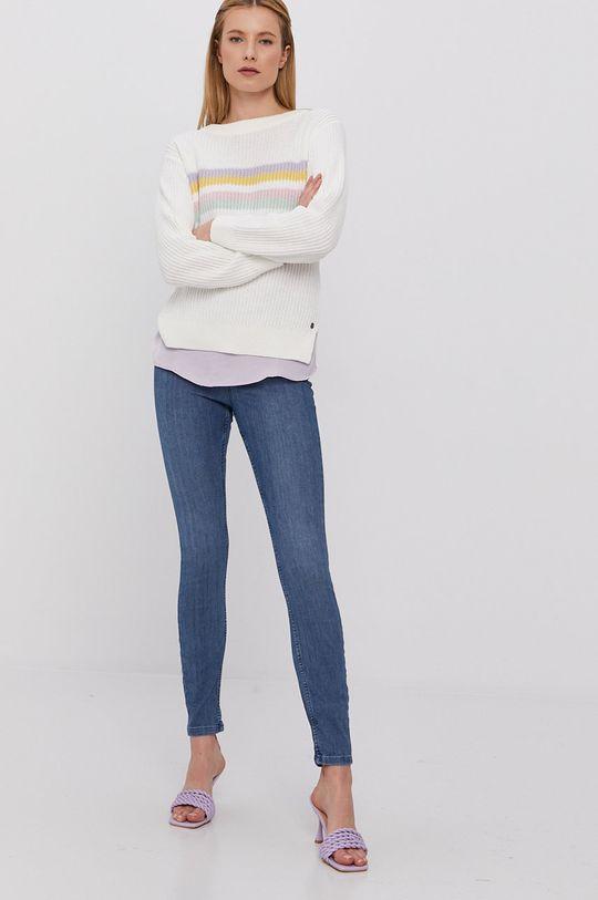 Roxy - Sweter biały
