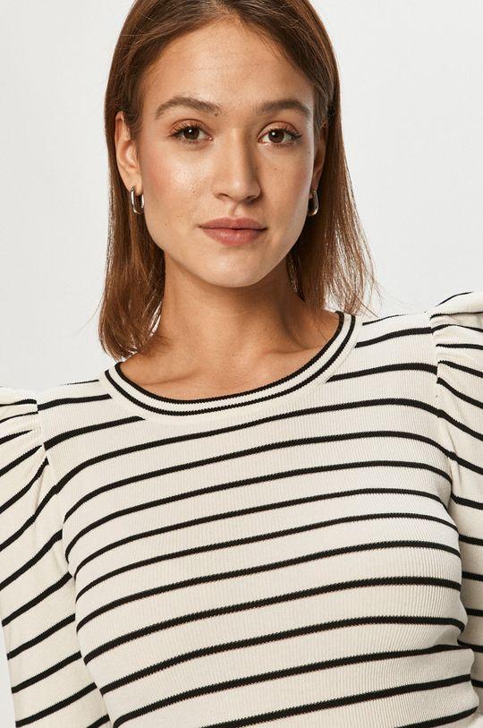 biały Jacqueline de Yong - Sweter