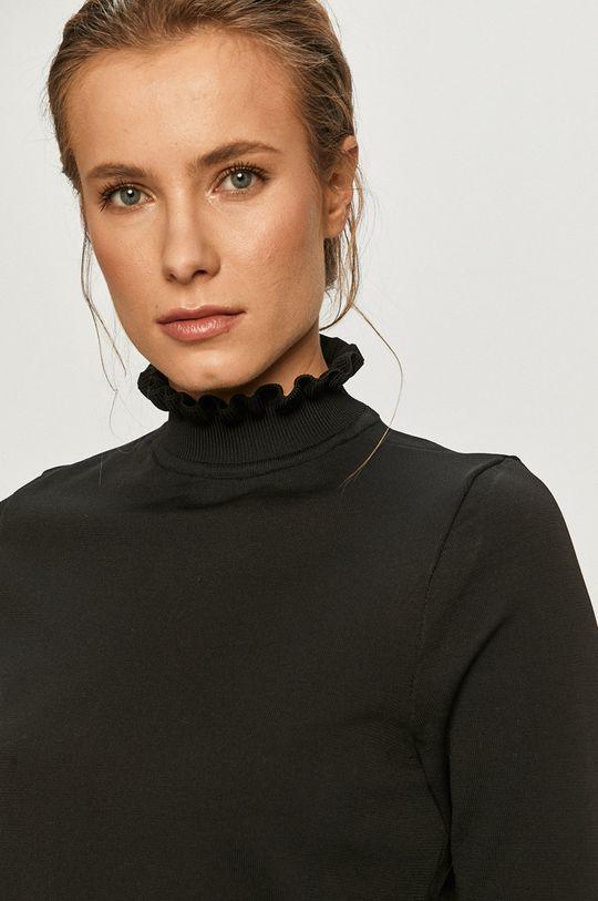 czarny Only - Sweter