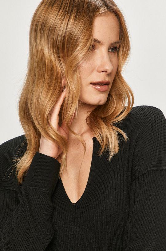 czarny Calvin Klein - Sweter