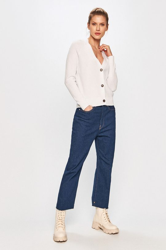 Calvin Klein - Cardigan alb