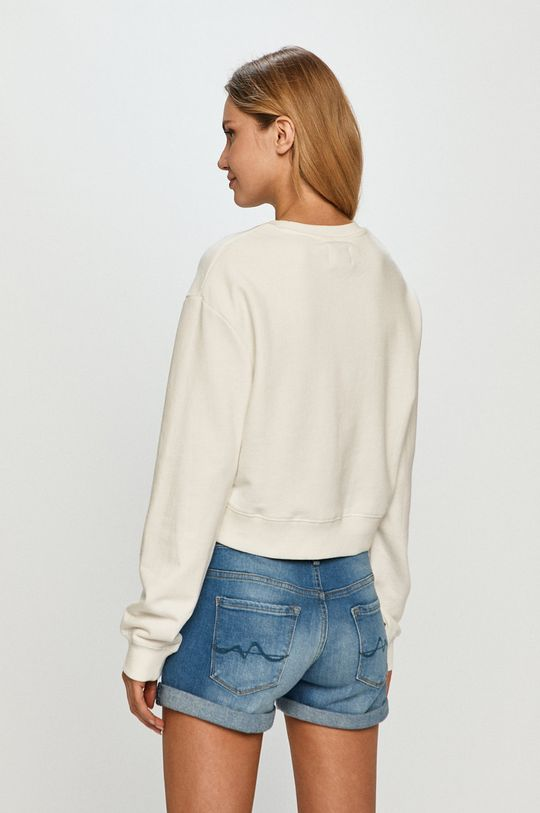 Pepe Jeans - Bluza bawełniana Bambie 100 % Bawełna