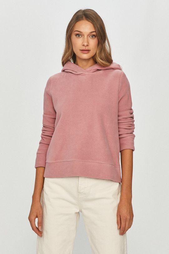 roz MAX&Co. - Hanorac de bumbac De femei