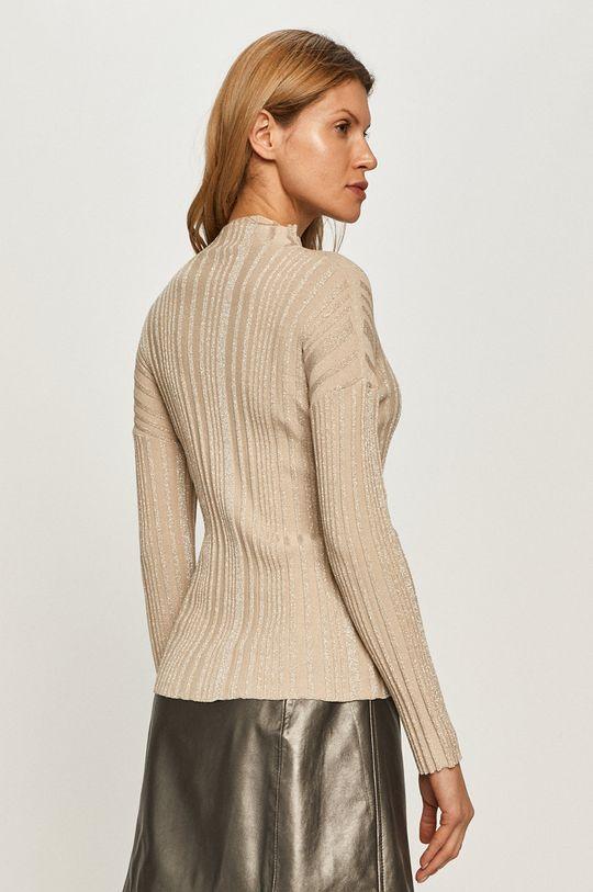 MAX&Co. - Sweter 16 % Poliamid, 15 % Poliester, 61 % Wiskoza, 8 % Włókno metaliczne