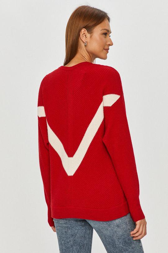 Red Valentino - Sweter 8 % Kaszmir, 20 % Poliamid, 48 % Wełna, 24 % Wiskoza