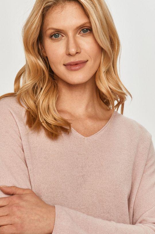 różowy Max Mara Leisure - Sweter