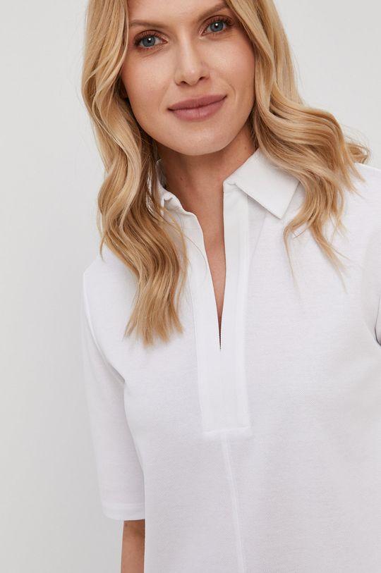 biały Max Mara Leisure - T-shirt