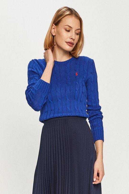 modrá Polo Ralph Lauren - Svetr Dámský