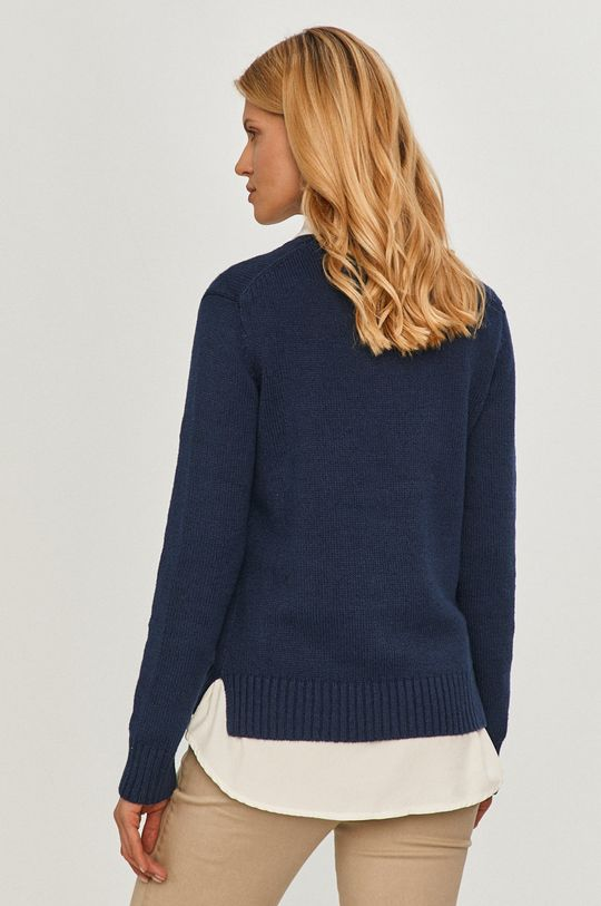 Polo Ralph Lauren - Sweter 68 % Bawełna, 32 % Len