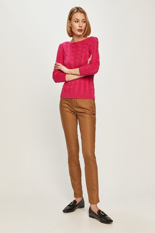 Lauren Ralph Lauren - Svetr růžová