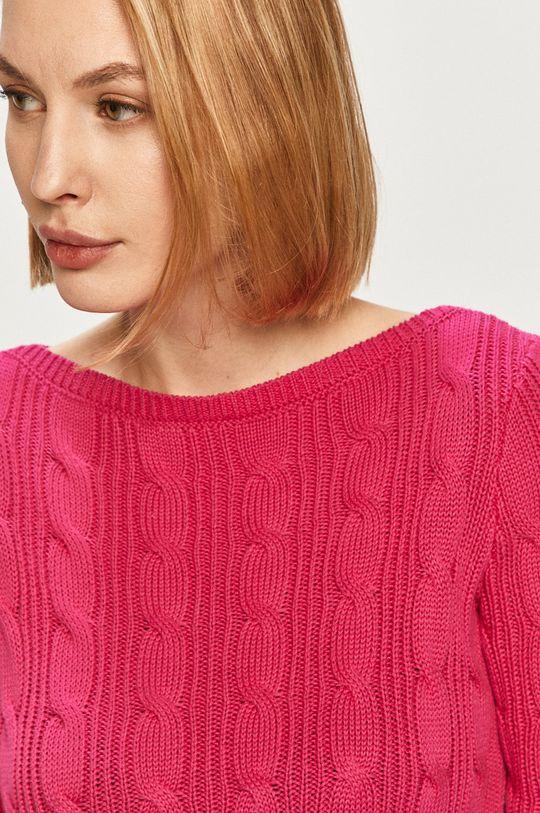 růžová Lauren Ralph Lauren - Svetr