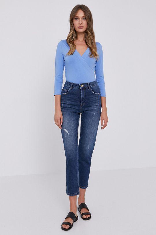 Lauren Ralph Lauren - Bluzka niebieski