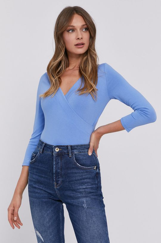 niebieski Lauren Ralph Lauren - Bluzka