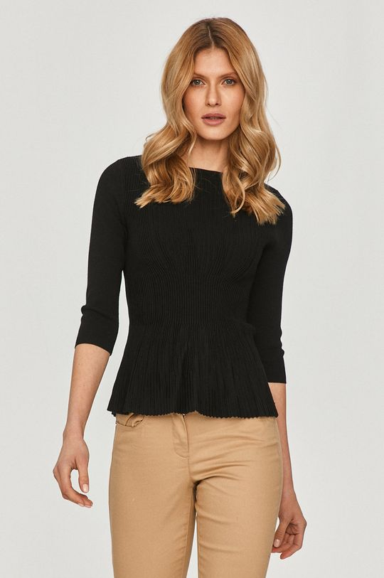 czarny Pennyblack - Sweter