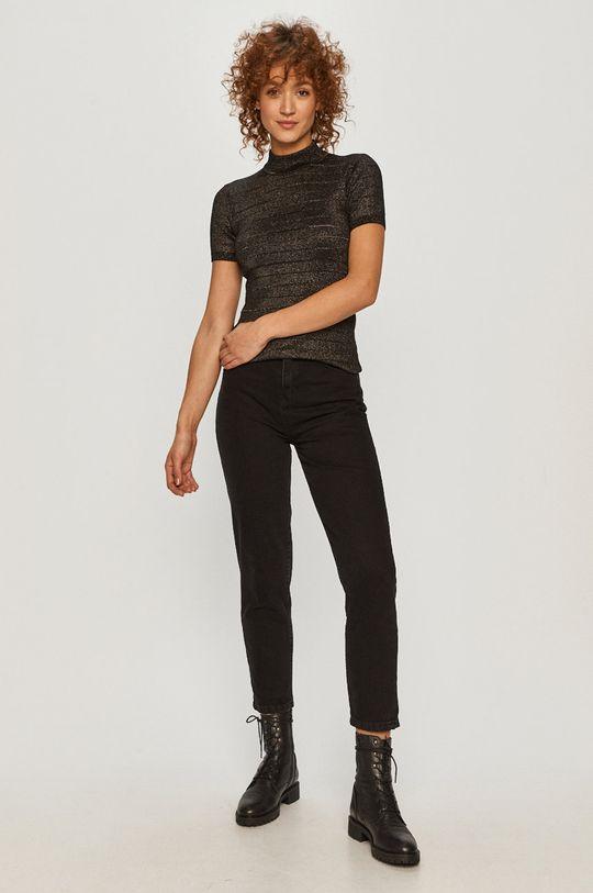 Karl Lagerfeld - Svetr černá