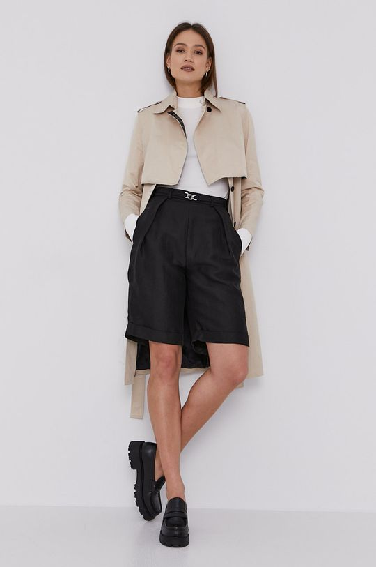 Karl Lagerfeld - Sweter biały