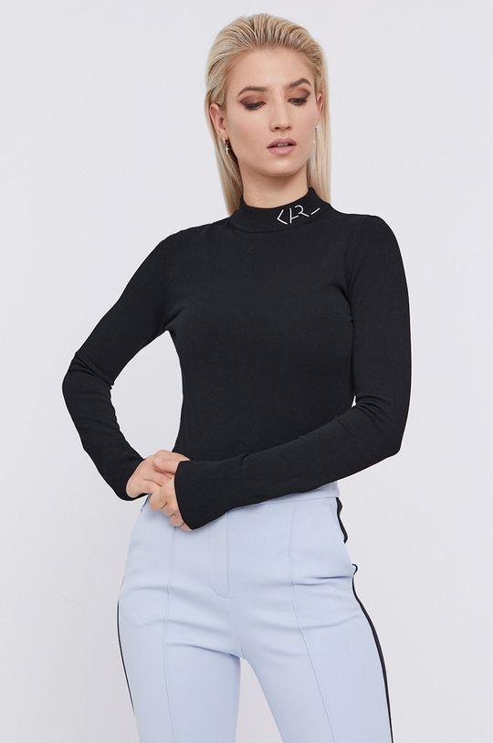 černá Karl Lagerfeld - Svetr Dámský