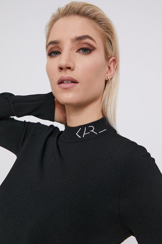 černá Karl Lagerfeld - Svetr