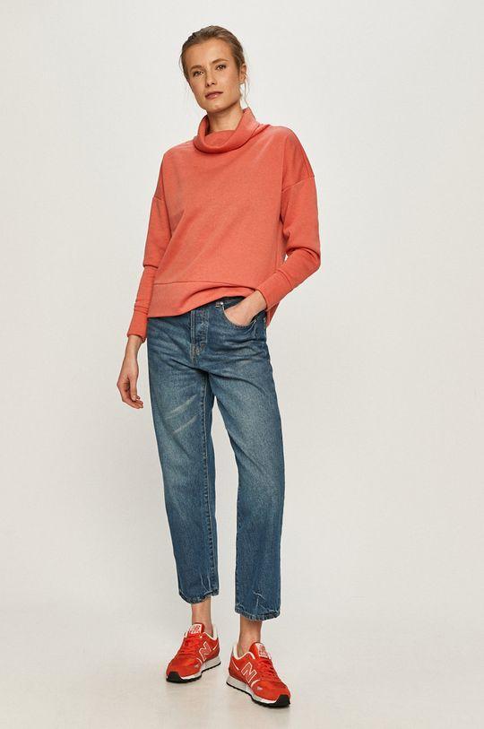 Vero Moda - Bluza koralowy