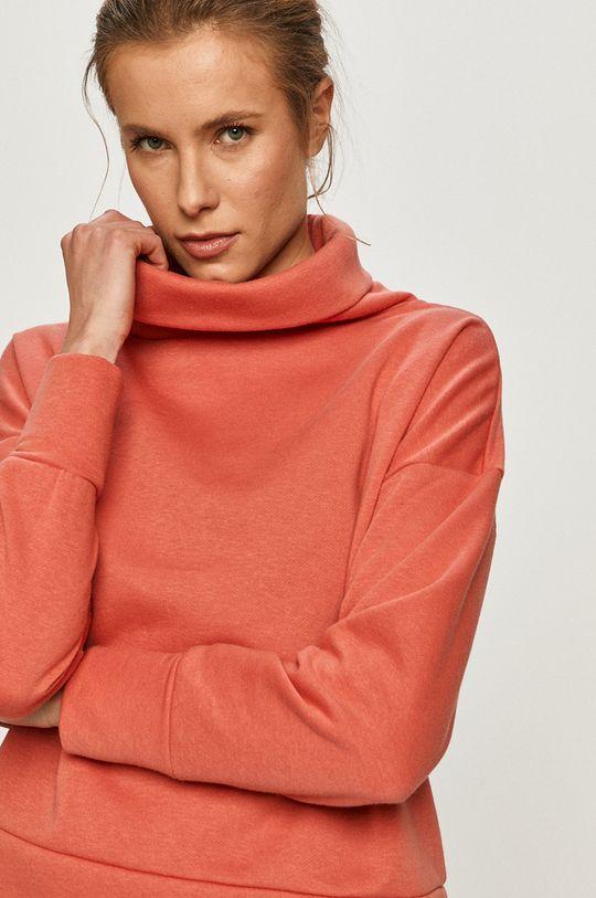 koralowy Vero Moda - Bluza